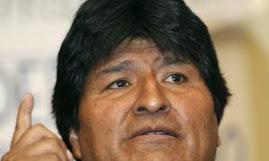 en Madrid volvió a rpetir su posotura anti-estadounidense y ahora pseudo ecologista