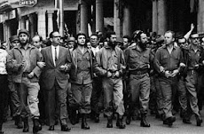 qué lejos ha quedado el sueño del Ché, de Fidel de ver la libertad de Cuba