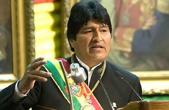 al fondo Bolivar a quién tuvieron olvidado los masistas largo tiempo