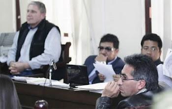 Gustavo Torrico otrora poderoso funcionario de Evo ahora con arresto en casa