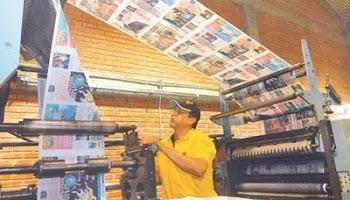 un diario gratuito circula ya en Santa Cruz como en el resto de las grandes ciudades