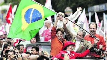 sucesora de Lula, virtual ganadora de millonaria elección en Brasil