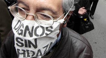 diagnos sin mordaza proclaman loos comunicadores a pesar del gobierno