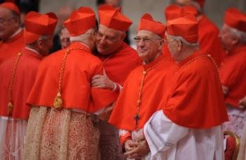 con alegría recibió el mundo cristiano el nombramiento de 24 nuevos cardenales