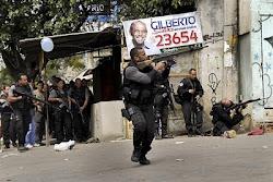 de ninguna manera resultó fácil desalojar a los narcos de las favelas