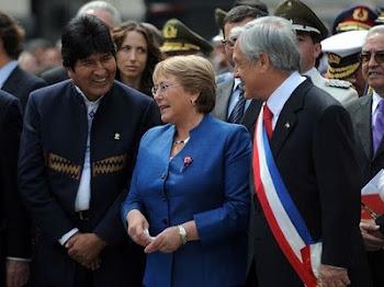 ahora nos convencemos de la política engañosa de Chile hacia Bolivia