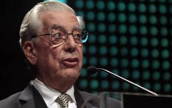 condecorado por el Gobierno de Piñera Vargas Llosa ha incitado