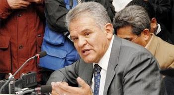 sacó chispas la denuncia contra Evo por DDHH. el informe Villena es lapidario