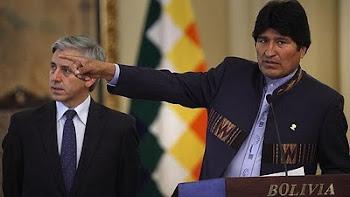 el gran diario abc de Madrid hace un recuento de los seis días de Bolivia conflictuada