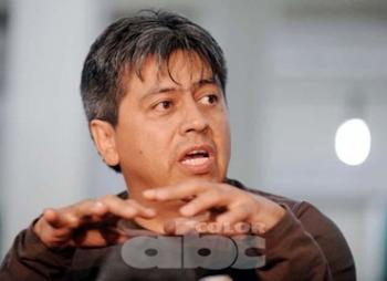 por unanimidad de votos reconocieron a Cossío como refugiado político en Asunción, Paraguay