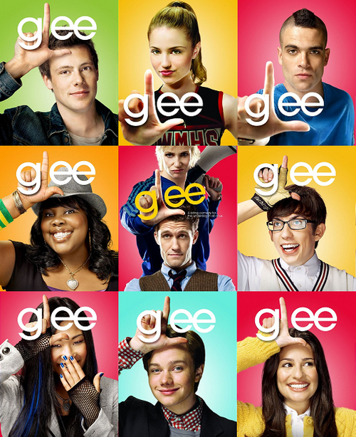 All the 411 on your Favorite Celebrities: The Glee Cast ...