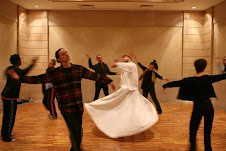 Dancing in Konya