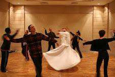 Dancing in Konya