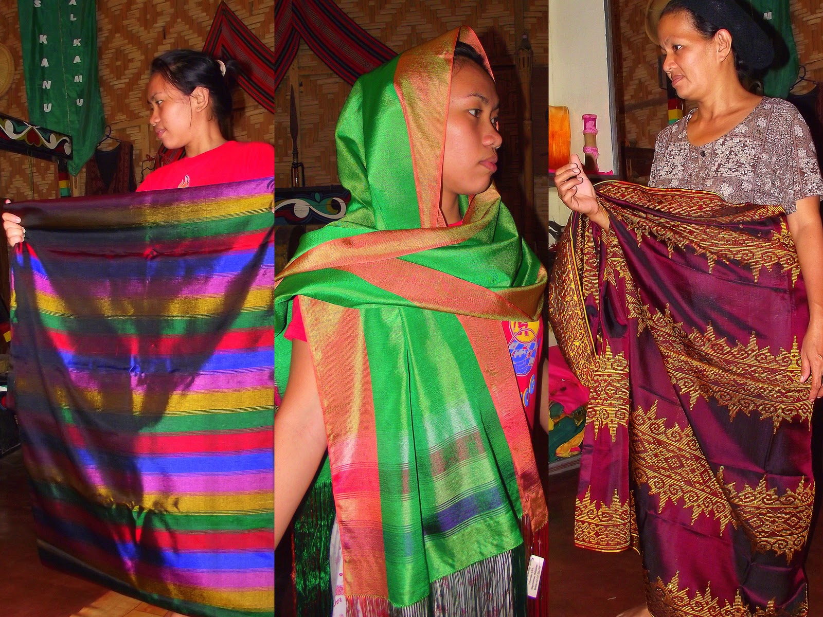 LaRuY LaRuY SiNtA: iNauL tHe pRiDe oF cOtAbAtO