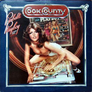 Cook County - Pinball Playboy (Motown)