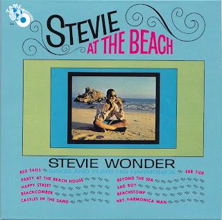 Stevie Wonder (1964 & 1966)