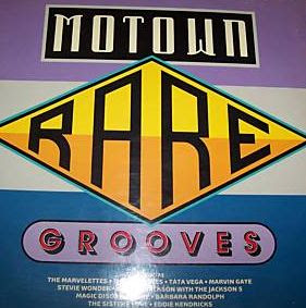 Motown 80s Compilations