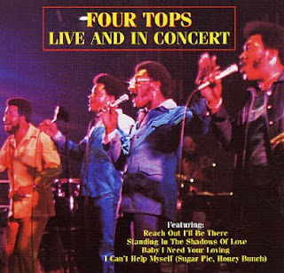 Four Tops Live And In Concert