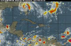 Estado del Tiempo en el Caribe