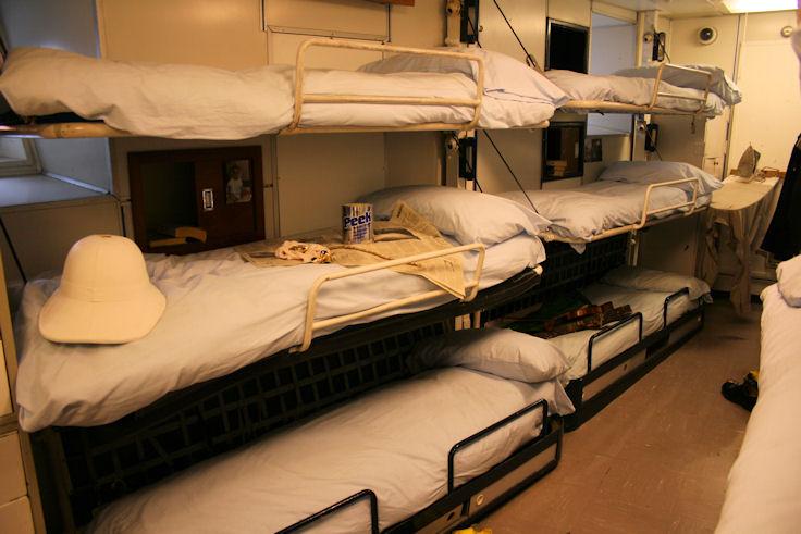 Cruise Ship Employee Quarters | Fitbudha.com