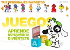 Juega en Discoverykids