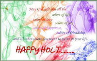 2010 Free Holi Wallpapers