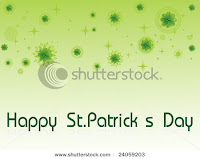 st patrick's day backgrounds