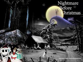 top nightmare before christmas wallpaper