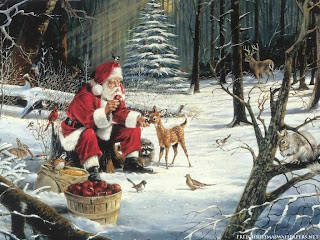 Santa Claus Desktop Wallpapers
