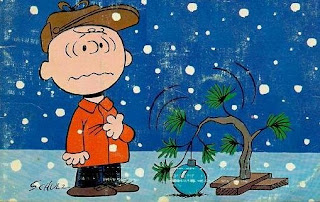 Charlie Brown Christmas Cartoon Wallpaper