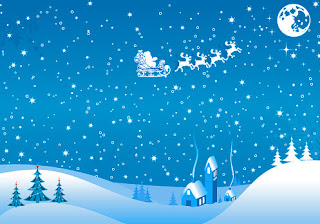 Free Christmas Background Wallpapers