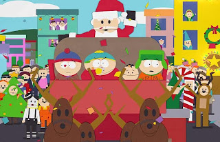 South Park Christmas Cartoon Wallpaper