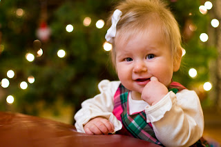 Christmas Baby Photography Wallpapers