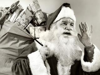 Vintage Santa Claus Pictures