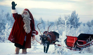 Funny Father Christmas Pictures
