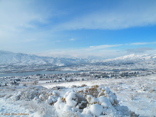 Christmas Snow Valley