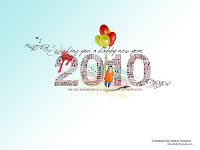 New Year 2010 Wallpapers
