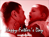 happy fathers day wish wallpaper