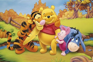 Winnie The Pooh Friendship Day Wallpapers