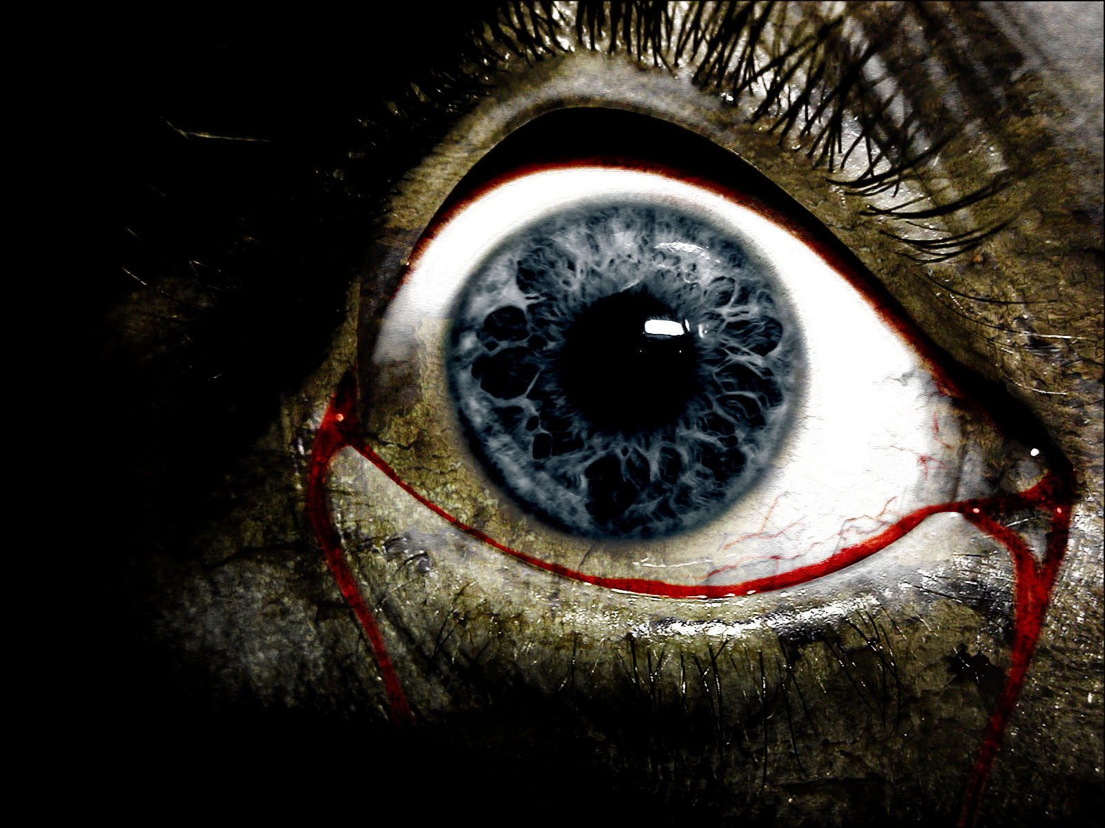 Scary eye photography backgrounds on this scary wallpaper backgrounds
