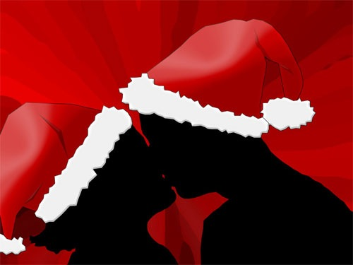 wallpaper love. Christmas Love Wallpapers