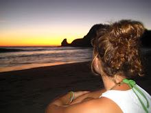 Nicaraguan sunset