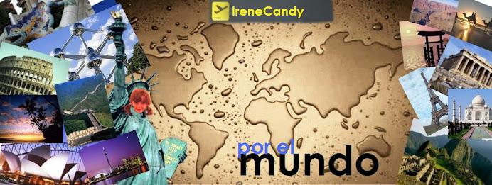 IreneCandy por el mundo