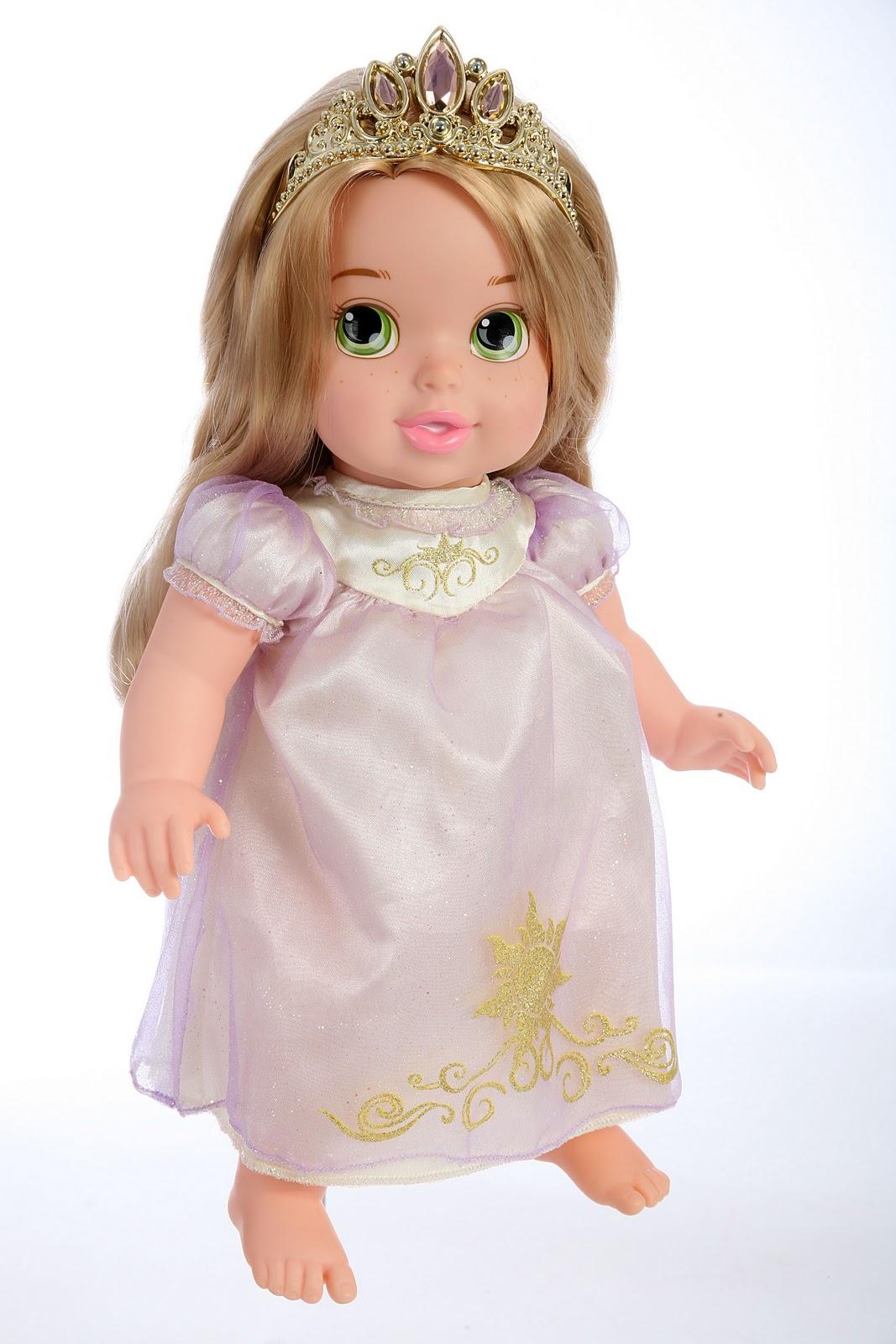 Куклы рапунцель с длинными волосами