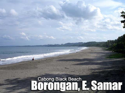 they call borongan eastern samar the city of the golden sunrise i