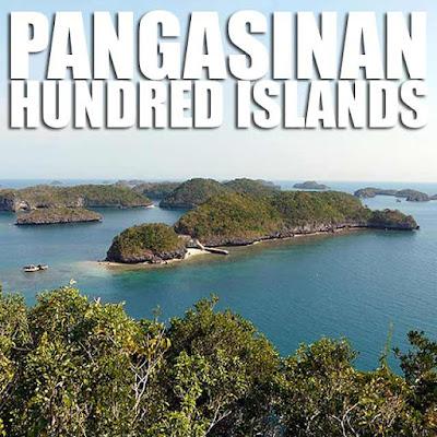 Pangasinan: Hundred Islands boat tour in Alaminos, Pangasinan | Ivan ...