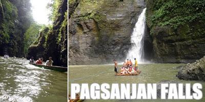Manila day trip - Pagsanjan Falls