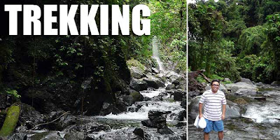 Trekking to Ditumabo Falls