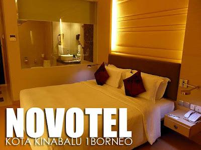 Novotel Kota Kinabalu 1Borneo