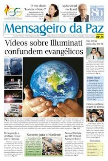 LEIA O MENSSAGEIRO DA PAZ